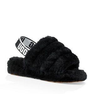 NWOT Ugg Fluff Yeah sandals